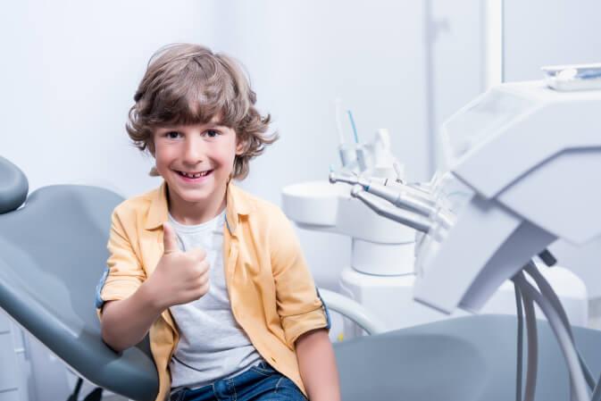 Cuidados com a primeira dentição